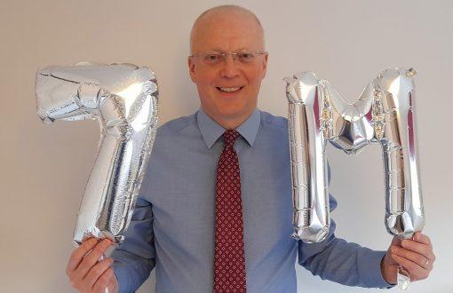£7M Coronavirus lending milestone