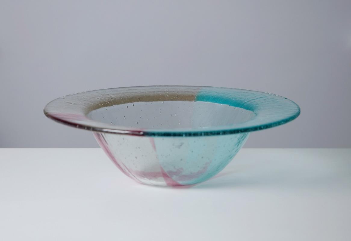 Katie Hinder Glassmaking