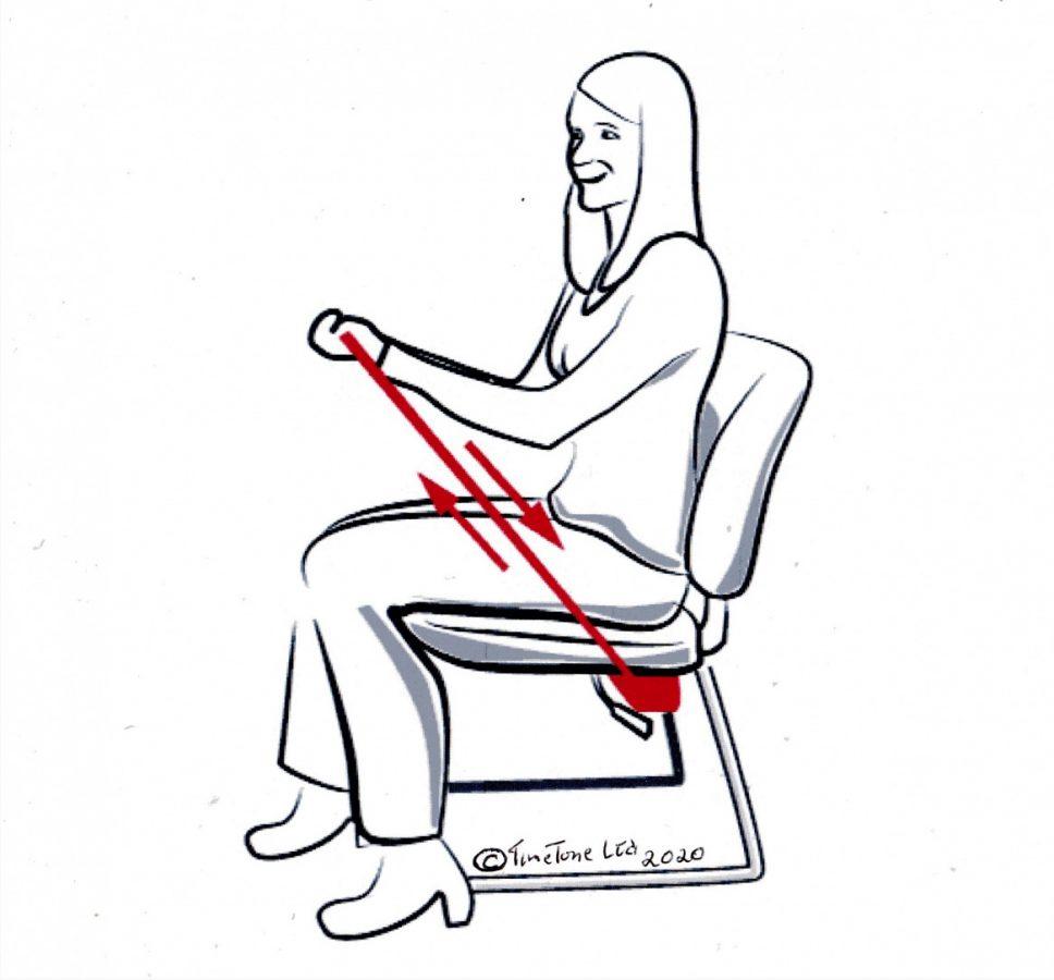 Sitting gym